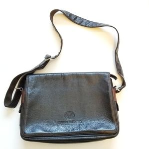 COPY - Giovanni Valentino Dark brown Messenger Bag